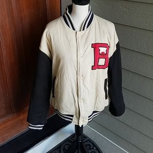 VINTAGE CHICAGO BULLS JACKET COAT LARGE LOGO 7